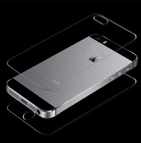 Закаленное стекло на заднюю крышку iphone 6