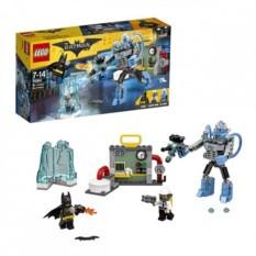 Конструктор Lego Movie Бэтмен. Ледяная aтака Мистера Фриза