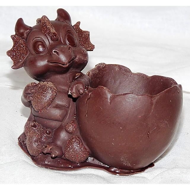 Фигурка из шоколада «Дракончик №1»