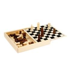 Настольная игра Шахматы , размер 20 х 20 х 15 см
