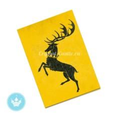 Обложка на паспорт Дом Баратеонов