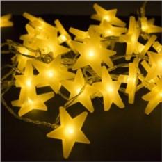 Гирлянда из звезд