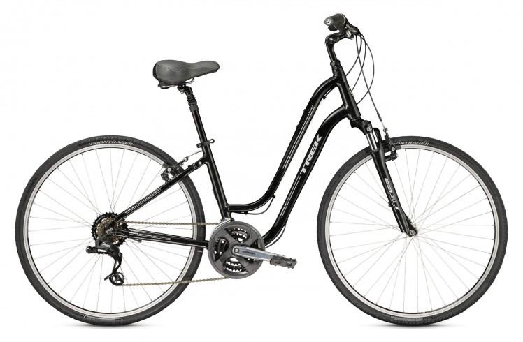 Женский городской велосипед Trek Verve 2 WSD (2016)