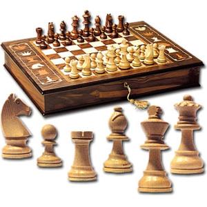 Подарочные шахматы GIGLIO