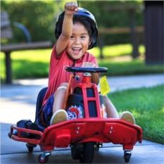 Красный дрифт-карт Crazy Cart Razor для детей и подростков