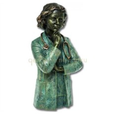 Скульптура Доктор