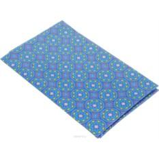 Голубая ткань для пэчворка Артмикс Пейсли