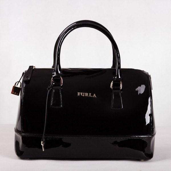 Сумочка Furla черного цвета