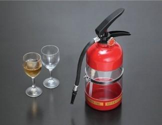 Шейкер для коктейлей Огнетушитель