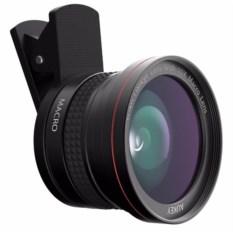 Объективы AUKEY 2-in-1 Lens Set Ora Fisheye, 10X Macro PL-F1