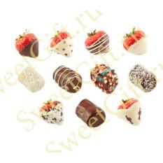 Фруктовые конфеты Ассорти