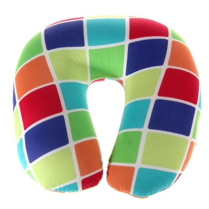 Подушка для шеи и путешествий Color dreams