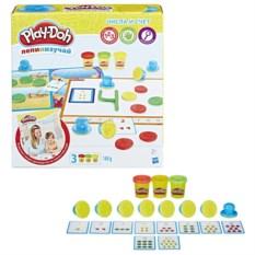 Пластилин Play-Doh Цифры и числа