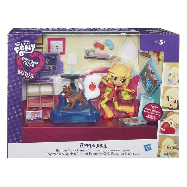 Мини игровой набор мини-кукол My Little Pony от Hasbro