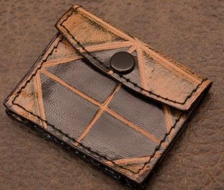 Монетница Socotra (Шах и мат; тип 3; кожа)