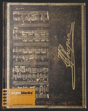 Блокнот от Paperblanks Фредерик Шопен
