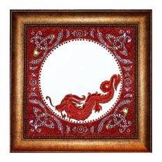 Зеркало с драконом