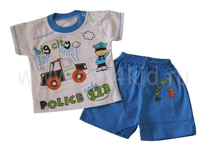 Комплект для мальчика Полиция