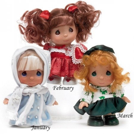 Кукла February Calendar Cutie - Mini Moments