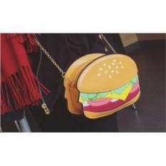 Мини-сумочка Гамбургер