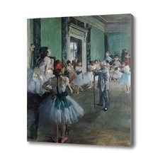 Репродукция картины Танцевальный класс