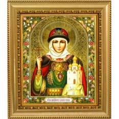 Икона на холсте Ольга Святая равноапостольная княгиня