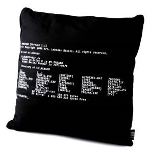 Подушка «Сон программиста»