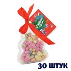 Ёлочное украшение «Морозная свежесть» (в блоке 30 шт.)