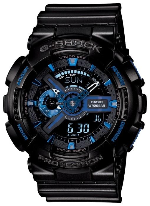 Часы Casio G-Shock GA-113B-1A Classic Collection