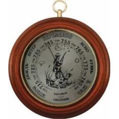 Настенный-барометр Охотник