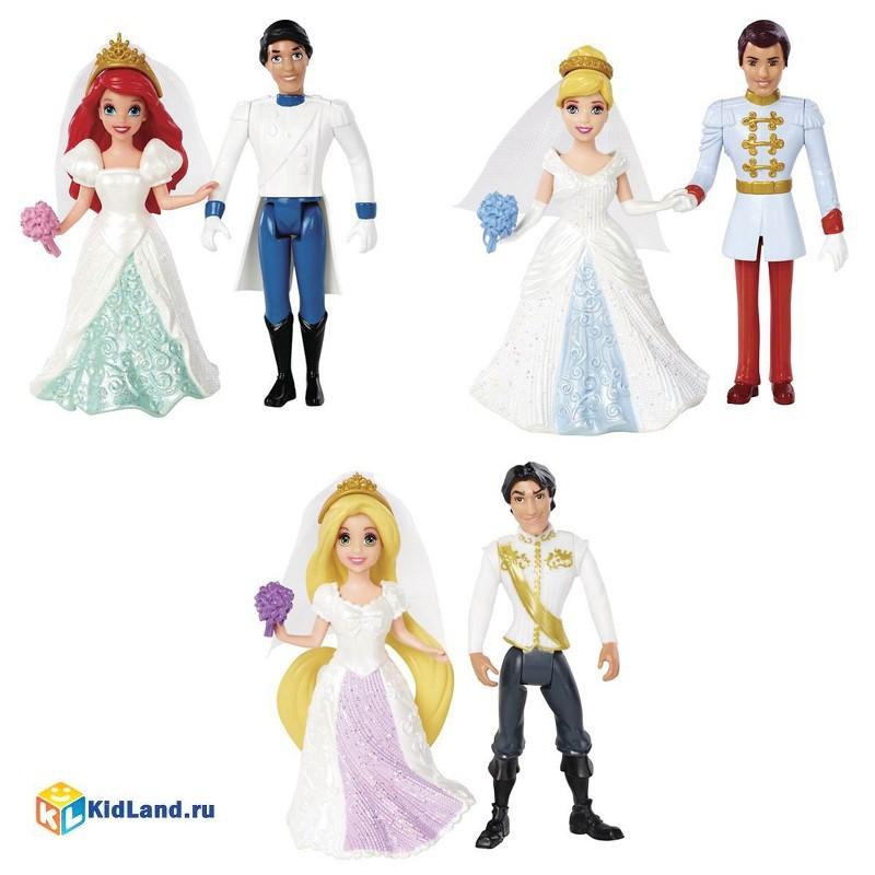 Куклы Disney Свадебная пара: Прицесса и Принц