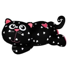 Мягкая игрушка Котик-бегемотик