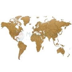 Пазл-карта мира True Puzzle Baze