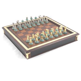 Шахматы «Султанат»