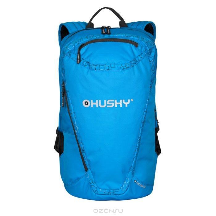 Городской рюкзак Husky Muff 22, голубой