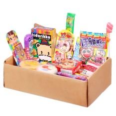 Средняя посылка из Японских сладостей