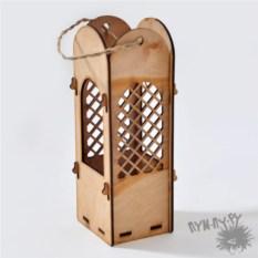 Именная коробка для бутылки