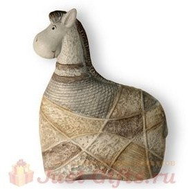 Статуэтка Лошадь Star Trading, 18 см