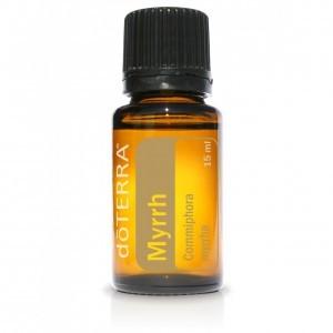 Эфирное масло Мирра (Пробник 1мл) doTERRA