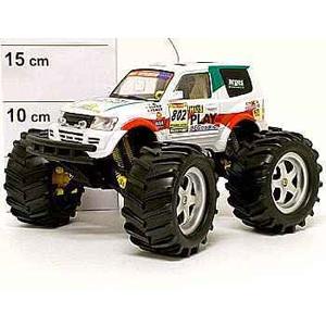 Радиоуправляемая машина Mitsubishi Pagero Dakar