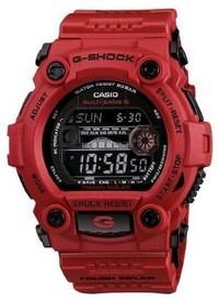 Женские наручные часы Casio GW-7900RD-4E