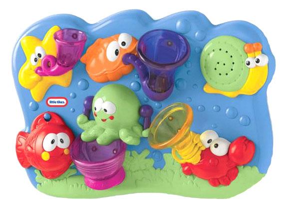Игрушка для ванной «Морские музыканты»