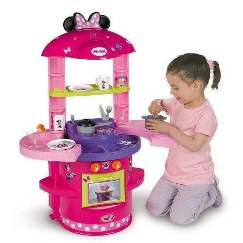 Игровая кухня Моя первая кухня Minnie, Smoby
