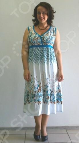 Платье-сарафан - Матекс - Афины