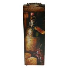 Шкатулка под бутылку Каберне