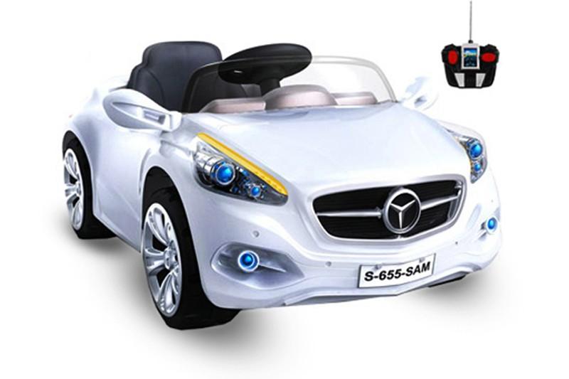 Детский электромобиль Mersedes-Benz