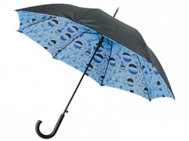 Зонт-трость «Капли воды»