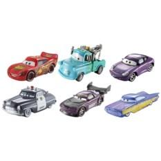 Машинка меняющая цвет Mattel Cars