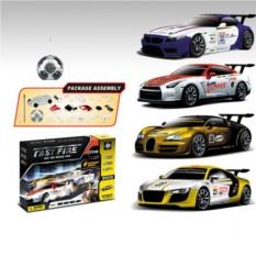 Радиоуправляемый конструктор BMW, Nissan, Bugatti и Audi R8