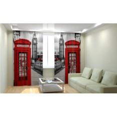 Фотошторы Лондон. Телефон